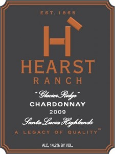 Hearst Ranch Chardonnay 2009