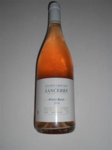 sancerre rose crochet