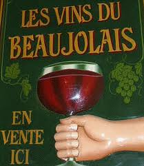 Beaujolais sign