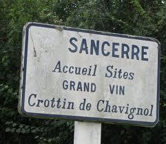 Sancerre Sign