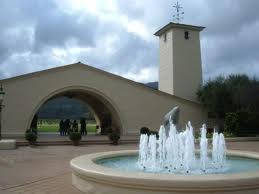 mondavi winery photo