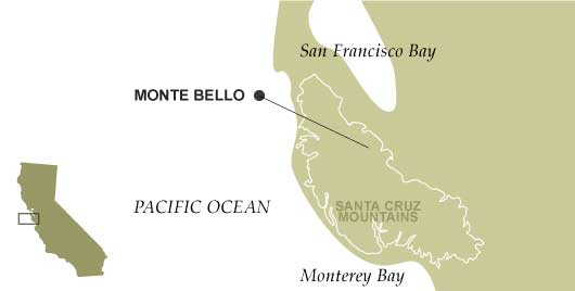 montebello map