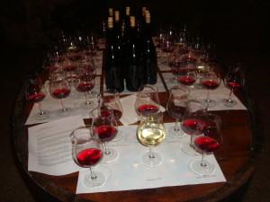 DRC 2010 tasting