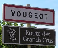 Vougeot Sign