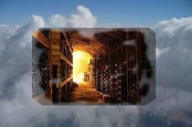 the great wine celler in the clouds