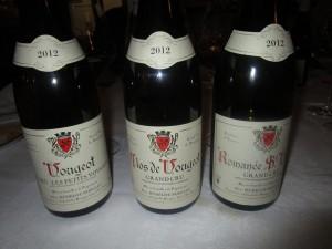 2012 hudelot noellat bottles