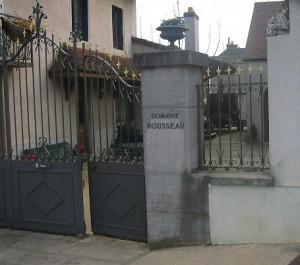 Domaine Rousseau 2007