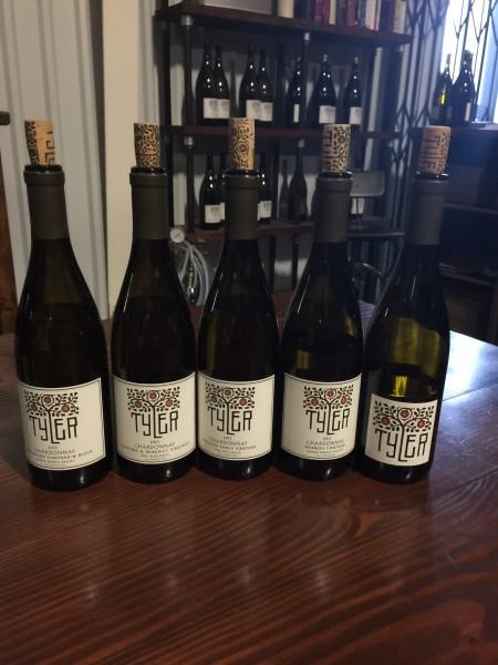2013 tyler chardonnay
