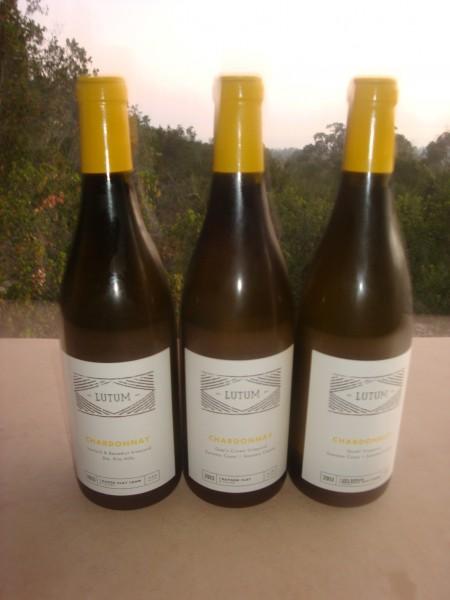 Lutum Chardonnay 2013
