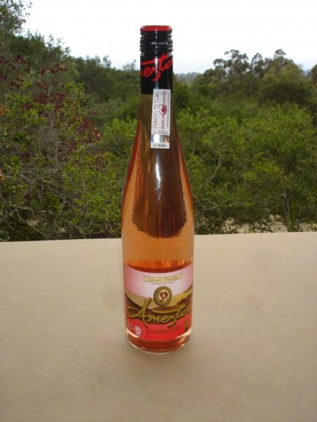 2014 Amezetoi rosé