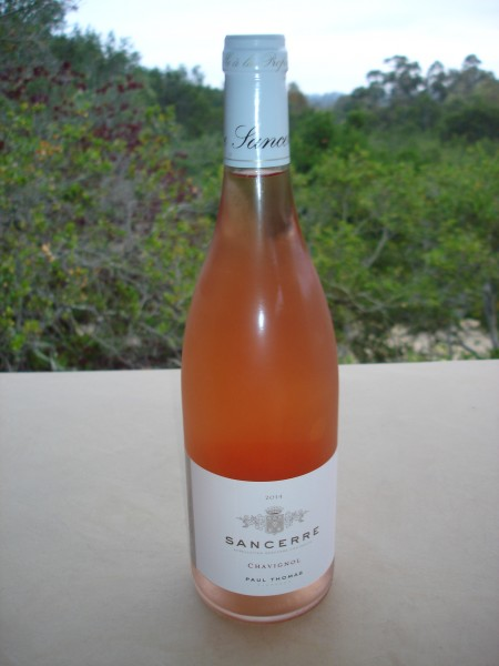 2014 sancerre rose