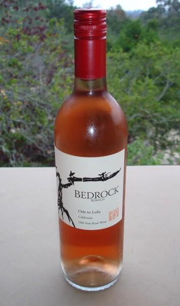 Bedrock rosé
