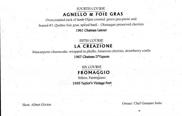 La Terraza menu2