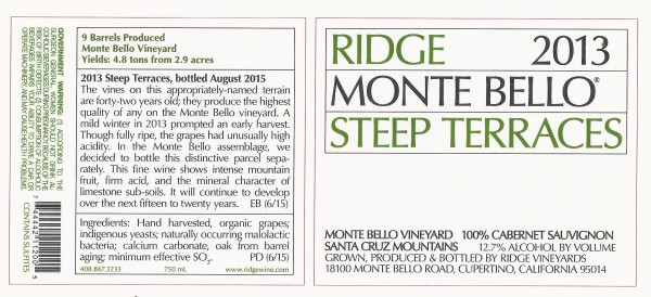 Ridge MB 2013