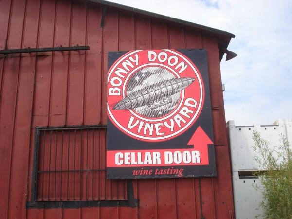 bonny doon cellar
