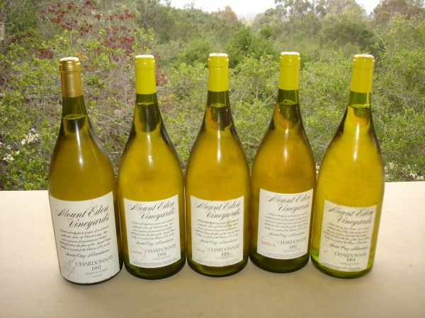 mount eden chardonnays