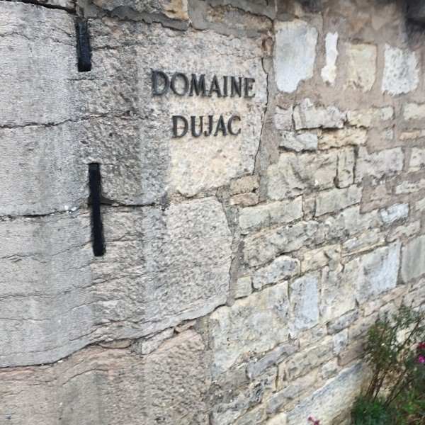 Domaine Dujac sign 15