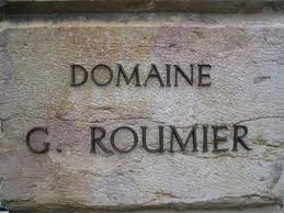 sign Roumier entrance
