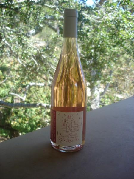 15 bourgueil rose