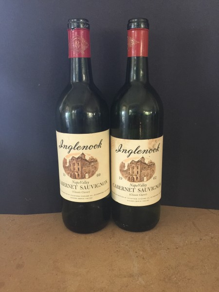 1960 and 1962 Inglenook CS