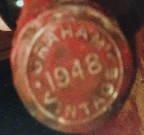 48 graham's capsule