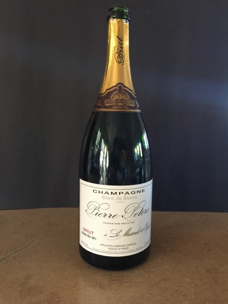 champagne Pierre Peters mag