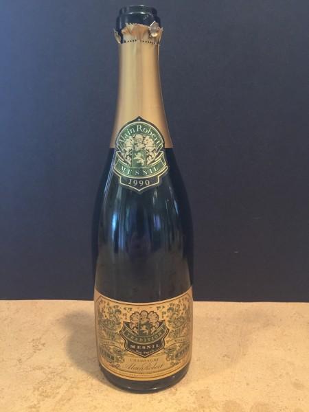 champagne alain robert rare