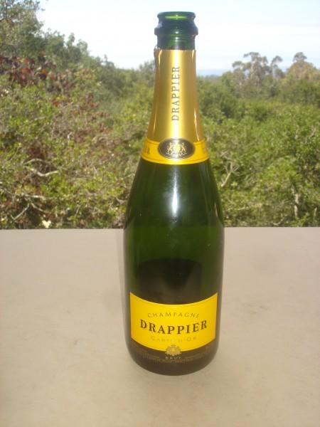 champagne drappier nv
