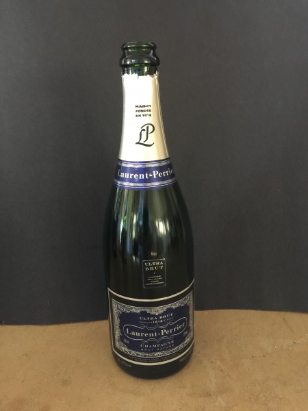 champagne ultra brut laurent perrier