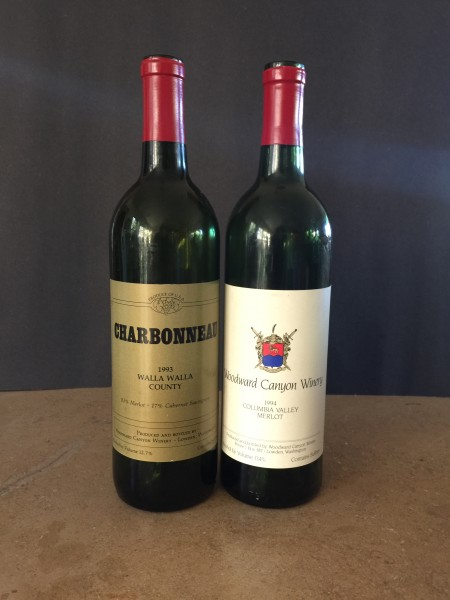 woodward canyon charbonneau and merlot