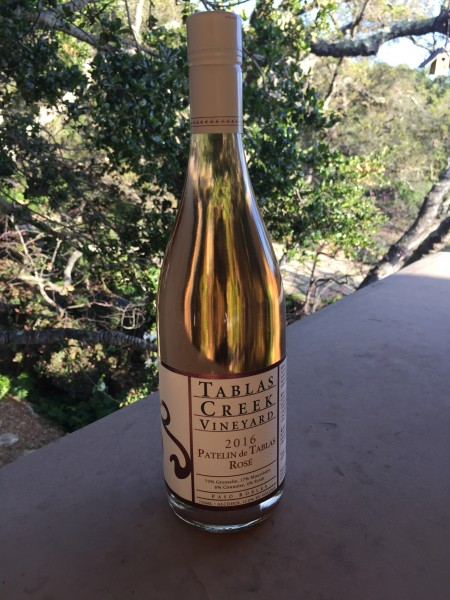 16 tablas creek rosé