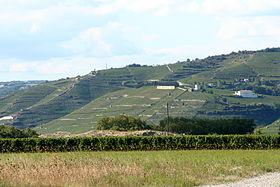 collines rhodaniennes