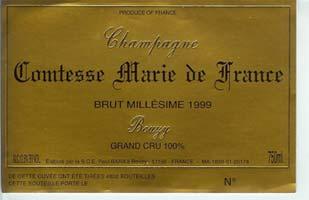 Champagne-Comtesse-Marie-de