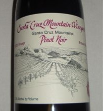 Santa Cruz Mountain Vineyard