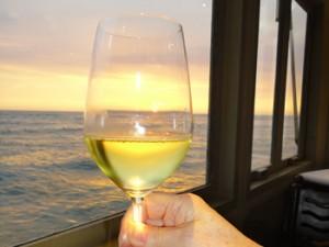 peru wine glass