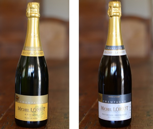 2michel loriot bottles