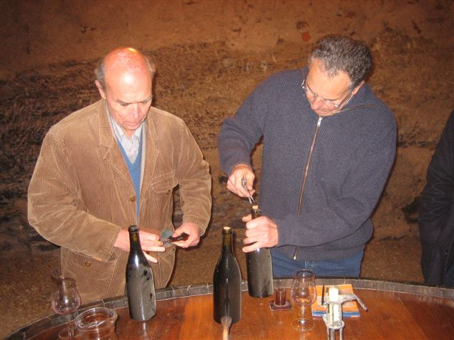 AUBERT DE VILLAINE AND BERNARD NOBLET