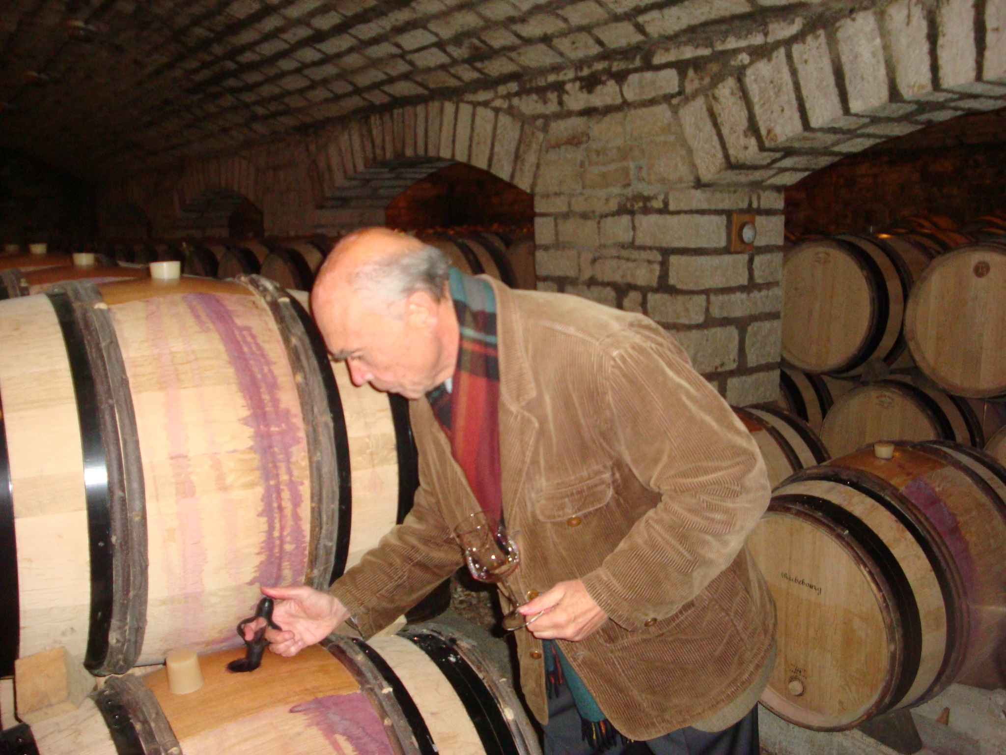 Burgundy 2010 aubert devillaine