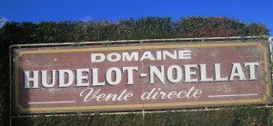 Hedelot - Noellat sign