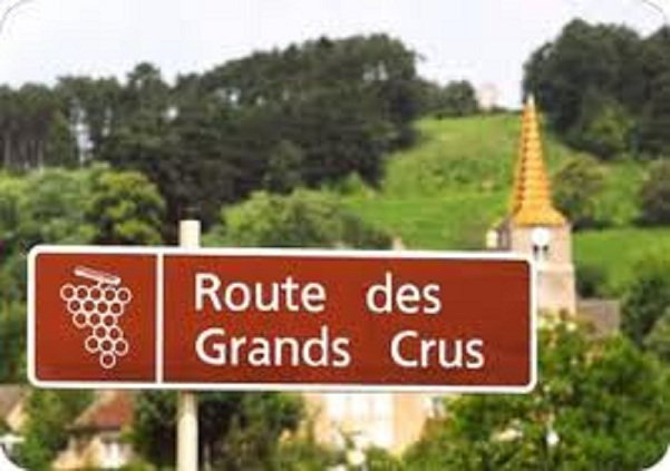 route grand cru