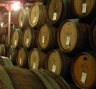 Calera barrels