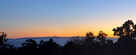 Thanksgiving Panorama night