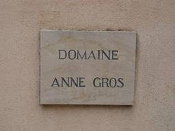 anne gros sign
