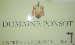sign domaine ponsot