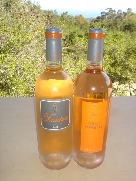 2 corsican roses 2014