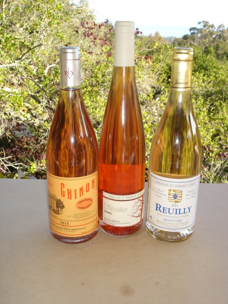 2014 loire valley rose