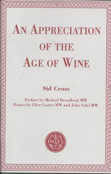 Sid Cross Wine Book