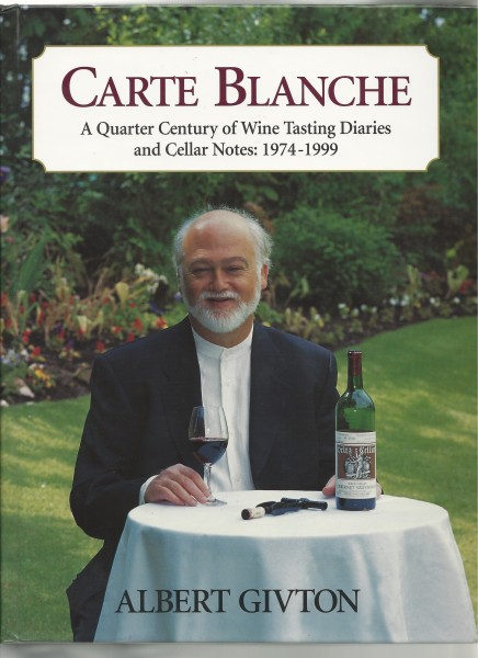 Albert Givton book