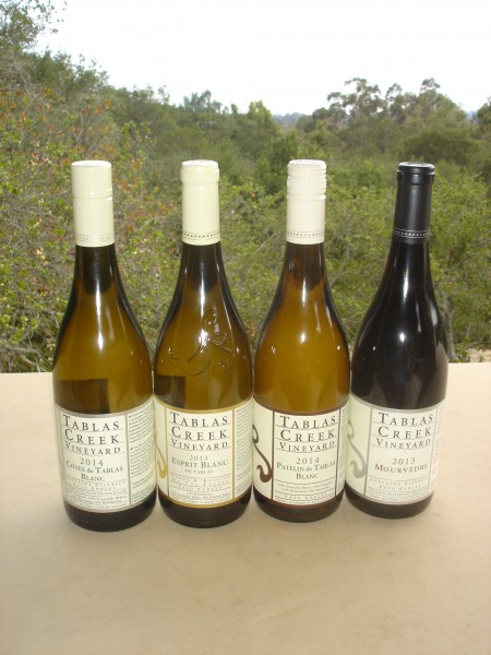 tablas creek wines