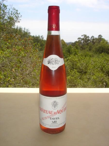 2014 Tavel rosé